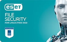 ESET File Security for Linux/BSD